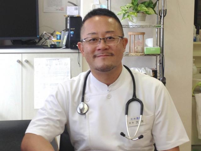 大木先生 医師