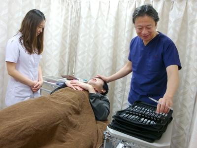 高血圧 色彩治療