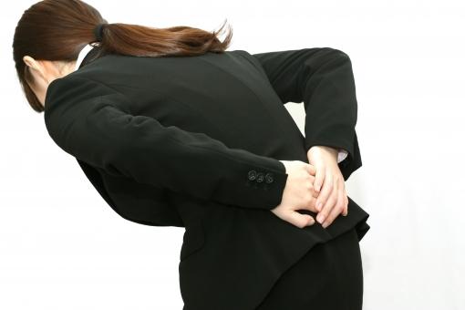 椎間板ヘルニアの写真
