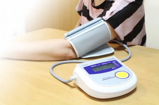高血圧の写真